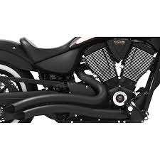 freedom performance black sharp curve radius exhaust system