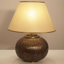 metal table lamps the original table lamp company
