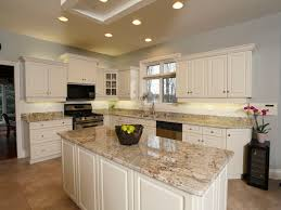 Kitchens With Granite Countertops White Cabinets Kitchen Using Exciting Granite Grannies For Interesting Kitchen