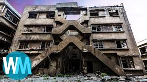 abondoned places top 10 creepiest abandoned places around the world youtube