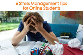 6 hours class online 6 stress management tips for online students connections academy