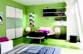 bedroom room color samples green wall decor ideas grey and green