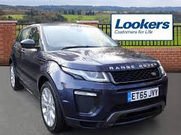 land rover evoque blue land rover range rover evoque td4 hse dynamic blue 2016 02 26