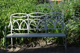 are you sitting comfortably choosing garden benches jardin