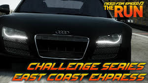 porsche 918 rsr binary need for speed the run challenge series east coast express