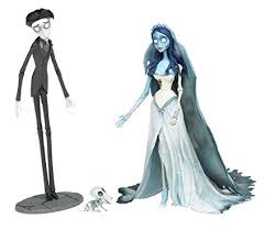 corpse cake topper corpse and victor 7 figures toys