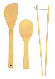 Kitchen Utensils And Tools by Amazon Com Helen U0027s Asian Kitchen Bamboo Kitchen Tools Cooking