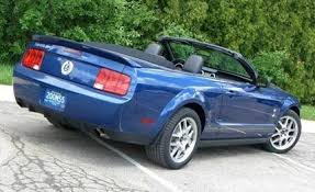 2007 ford mustang gt500 2007 ford mustang shelby gt500 convertible take road test