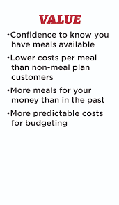 Plan by Meal Plans Hdrbs Miami University