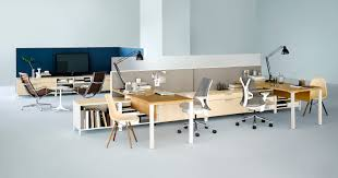 Herman Miller Office Furniture Solutions For An Open Plan Office - Open office furniture