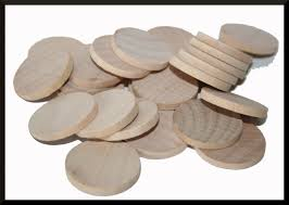 25 1 25 inch 31 75mm round wooden circles jewelry making kids