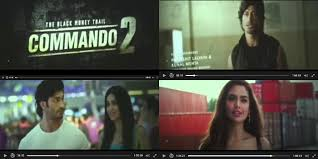 commando 2 full movie free download online and poor reviews affect