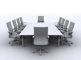 Grey Meeting Table Sala De Reuniones Señaletica Pinterest