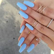 best 25 baby blue nails ideas on pastel blue nails