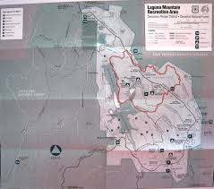 Mt Snow Trail Map Big Laguna Trail I Hike San Diego