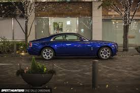 rolls royce wraith modified the most powerful rolls royce ever speedhunters