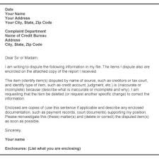 dispute credit report letter template dandy sample credit dispute letter letter format writing sample credit dispute letter sample credit dispute letter pdf