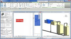 revit mep and cold water plumbing cadclips youtube