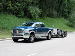 dodge ram vs f250 2011 ford vs ram vs gm diesel truck shootout diesel power magazine