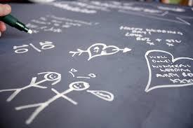 wedding backdrop chalkboard idea of the day personalised chalkboard wedding backdrop studio chi