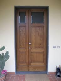 porte ingresso in legno portoncini in legno