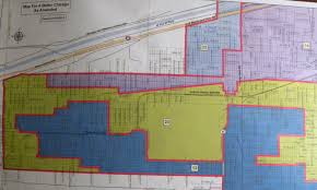 2nd Ward Map Chicago by Southwest Chicago Post 22nd Ward Alderman Ricardo Munoz Meets