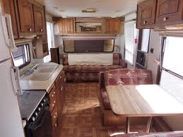 wilderness travel trailer floor plan 1987 fleetwood wilderness 31fk travel trailer cincinnati oh