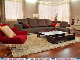 Brown And Red Living Room Living Room Pinterest Red Living - Brown living room decor