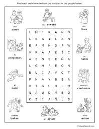 all worksheets free printable spanish worksheets printable