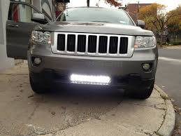 jeep light bar how to modify your jeep grand cherokee lights led adventure
