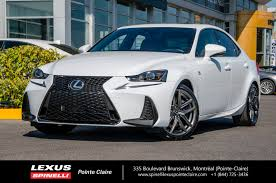 lexus is300 2018 used 2017 lexus is 300 awd f sport serie 2 navigation for sale in