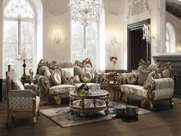 traditional furniture style comfortable living room decorating
