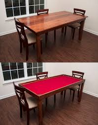 expandable game table beautiful basic gaming table diy game inspirations and dining room