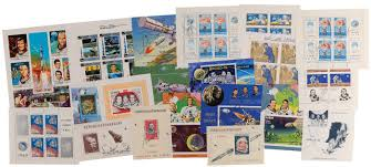 astronaut sieger stamps