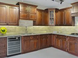 classic wood cabinets kitchen