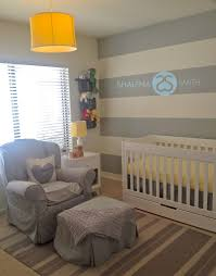 yellow and grey nursery shalena smith interior designer u0026 baby