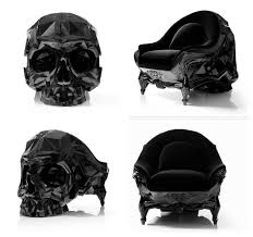 skull decor skull home decor interior lighting design ideas