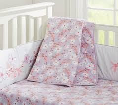 jillian nursery bedding pottery barn kids