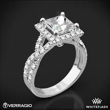 diamond rings square images Verragio square halo diamond engagement ring 1807 jpg