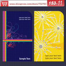 aliexpress com buy 0153 11 business card template for print your