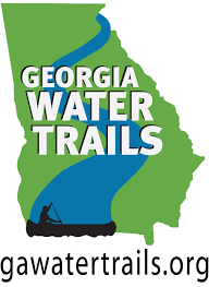 Map Of Georgia Lakes Yellow River Water Trail