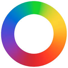 Color Spectrum How To Make A Circle Color Spectrum In Illustrator Font Is