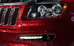 2012 jeep grand cherokee srt8 first look automobile magazine