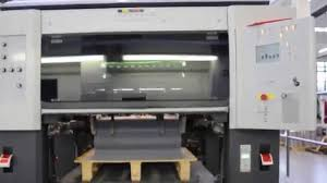 heidelberg cd 74 7p3 l f youtube