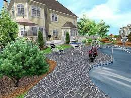 Backyard Landscaping Software by Backyard Design Software Virtual Backyard Design Extraordinary 12