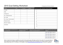 goal setting worksheet template business goal setting template sweetbook me