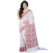 dhakai jamdani soft silk dhakai jamdani saree at rs 2400 jamdani sarees