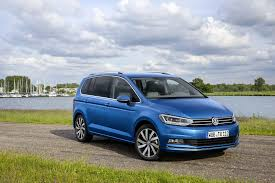 blue volkswagen new volkswagen touran 1 6 tdi 115 se 5dr diesel estate for sale
