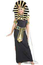 Egyptian Queen Halloween Costume Nefertiti Costume Ebay