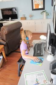 Kids Homework Desk Kid Station Computer Desk Ideas Greenvirals Style